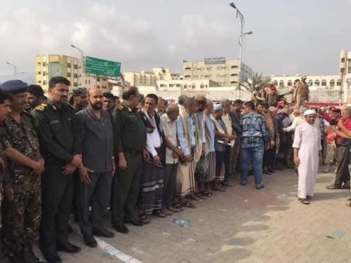 الربيزي ينعي المناضل علي صالح عباد مقبل
