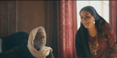 """وفاء عامر عن مشهدها المحذوف مع محمد رمضان : """" قطع إيد اللي سربه """" (فيديو)"""