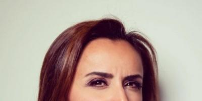 الفنانة علا رشدي تحتفل بعيد ميلاد ابنها