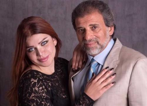 ياسمين الخطيب تكشف سر إخفاء زواجها من المخرج خالد يوسف