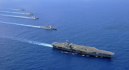 وقف التدريبات العسكرية بين أمريكا وكوريا الجنوبية