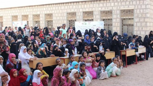 زيارات ميدانية لإدارة مشروع المساحات الصديقة للأطفال بحضرموت (صور)