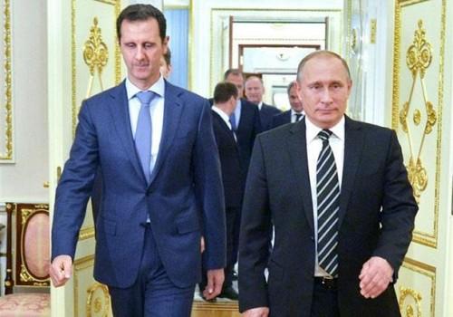 صحيفة روسية: موسكو قررت التخلص من الأسد