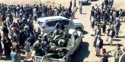 قبائل جديدة تنقلب على الحوثي وتنضم لحجور