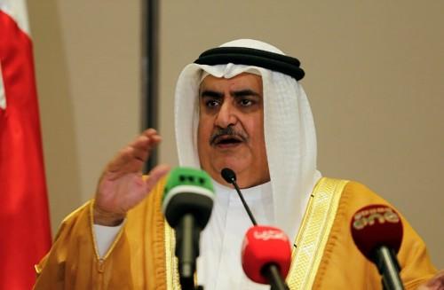 """البحرين لـ"""" قطر """": أنتم مقاطعون لدعمكم الإرهاب ولستم محاصرون"""