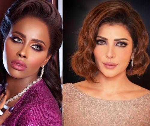 مفاجأة غنائية تجمع بين النجمة السورية أصالة والسعودية داليا مبارك