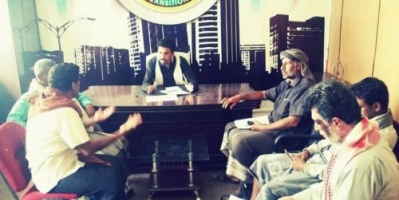 نائب رئيس انتقالي شبوة يطلع على أبرز الهموم والقضايا في مديرية الطلح