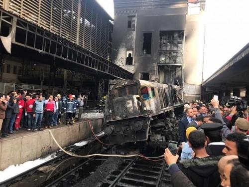 حبس متهم سابق في قضية انفجار قطار محطة مصر