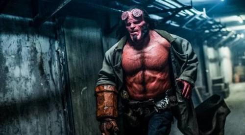 شاهد الإعلان الثاني لفيلم الأكشن Hellboy (فيديو)