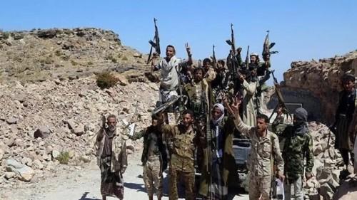 مقتل وإصابة 38 حوثياً في مواجهات مع قبائل حجور بكشر