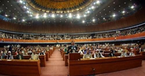 رئيس البرلمان الباكستانى يبعث خطابا إلى 178 برلمانيا حول العالم