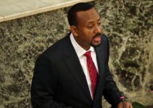 رئيس الوزراء الإثيوبى والرئيس الكينى يصلان إلى إريتريا