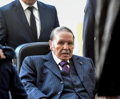رسميا بوتفليقة يتقدم بأوراق ترشحه لرئاسة الجزائر للمرة الخامسة