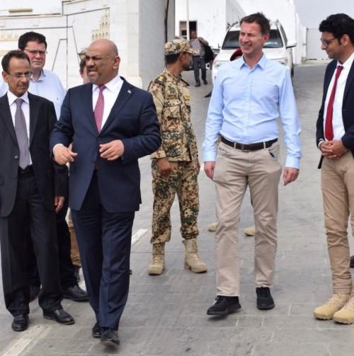 أليسون: حديث هنت رسالة قوية لأطراف اليمن