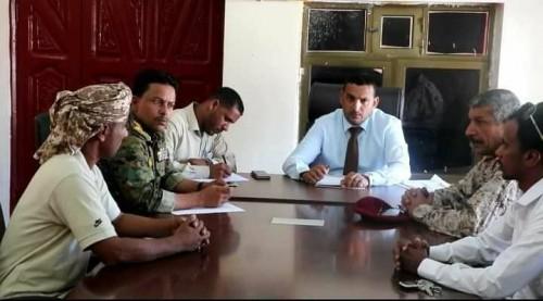 اجتماع استثنائي بأرخبيل سقطرى لمناقشة آخر المستجدات الأمنية