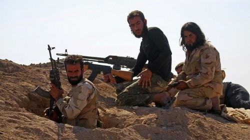 داعش تستخدم المدنيين دروعاً بشرية في آخر معاقلها بسوريا