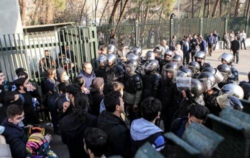 بلجيكا تقطع تعاونها مع جامعة طهران بسبب اعتقال استاذاً جامعياً