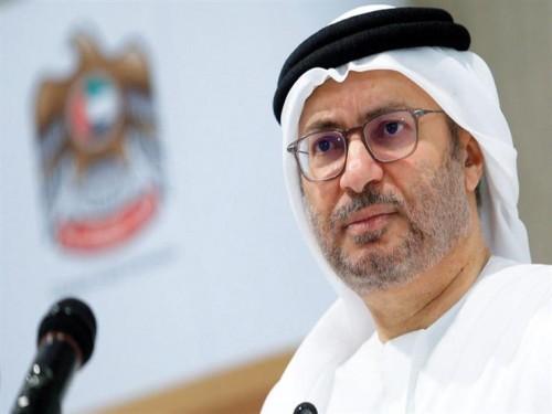 قرقاش: احتلال إيران للجزر الإماراتية يعكس سياستها في الخليج