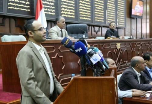 بعد لجنة مكافحة الفساد المزعومة.. العبث الحوثي يصل لمجلس الشورى الانقلابي