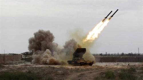 منظومة دفاع الحوثي في مرمى نيران التحالف العربي