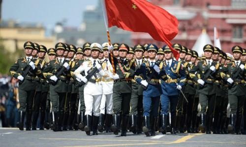 الصين ترفع إنفاقها العسكري بـ7.5% خلال 2019