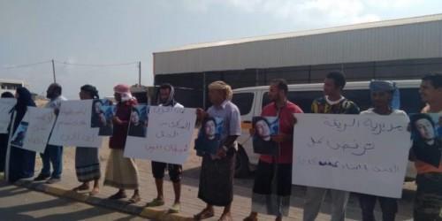 تواصل الاحتجاجات في عدن تنديدا بمقتل الشاب رأفت دنبع