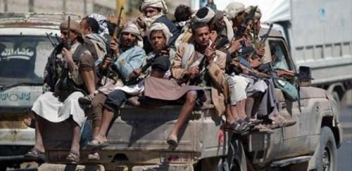 المدي: العدوان الحوثي يخطف الناس ويلقنهم دروسا طائفية كاذبة
