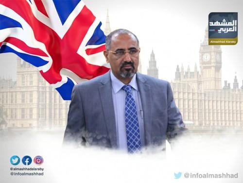 ماذا ينتظر الجنوب بعد زيارة الزبيدي إلى بريطانيا؟