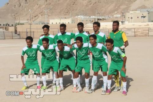 شباب القطن يُطيح بشبام ويبلغ نصف نهائي بطولة كأس فرع اتحاد الكرة بوادي حضرموت (صور)