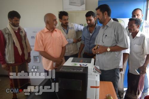 """الطيار لـ""""المشهد العربي"""": أكثر من 120 ألف مستفيد من مشروع مياه مغرس ناجي بلحج"""