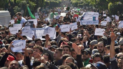 إعلامي: الجزائر مقبلة على دماء