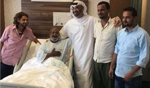 وفاة الفنان القدير فضل القطيبي بمستشفى الجمهورية في عدن
