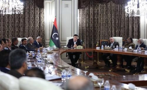 حكومة الوفاق الوطني الليبية: لا بديل عن مدنية الدولة (صور)