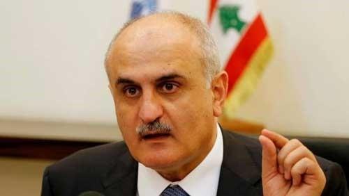 وزير المالية اللبناني: أزمة النازحين السوريين تمثل مشكلة كبيرة