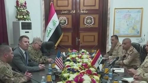 الدفاع الأمريكي: واشنطن ملتزمة بدعم الجيش العراقي وتطويره