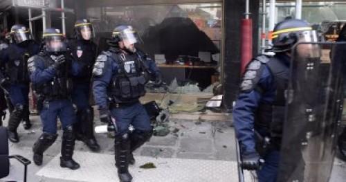 """العدل الفرنسية: حادث الهجوم داخل سجن """"ذو دوافع إرهابية"""""""