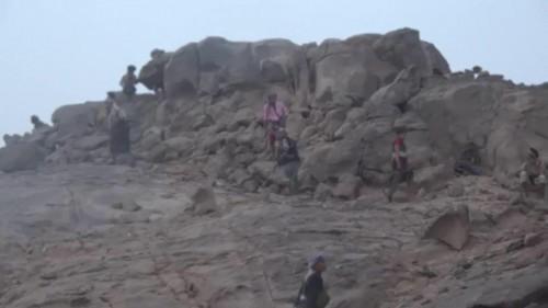 الجيش يُسيطر على سلسة جبال الربعة في الجوف