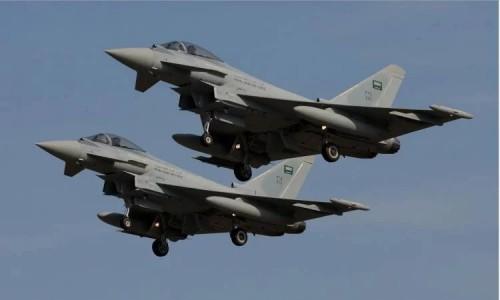 غارات من التحالف العربي على مواقع الحوثي بصنعاء وعمران وصعدة