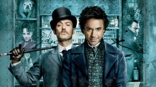 شركة Warner Bros تعلن تأجيل طرح الجزء الجديد لفيلم Sherlock Holmes