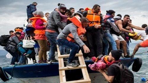 الجمارك الأمريكية: 76 ألف مهاجر عبروا الحدود خلال شهر فبراير