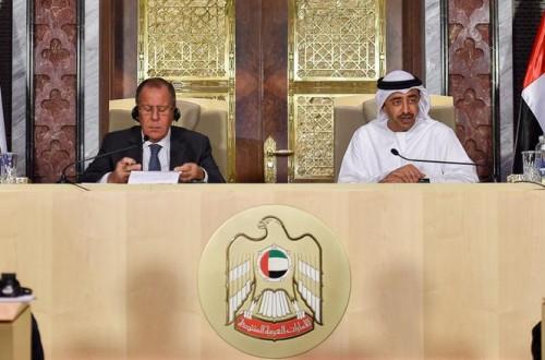 الشيخ عبد الله بن زايد: الإمارات تسعى لإعادة سوريا للحضن العربي