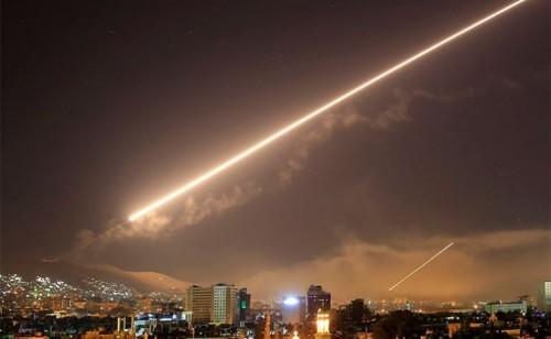 عاجل.. سقوط صاروخ فلسطيني داخل إسرائيل