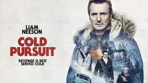 فيلم Cold Pursuit للنجم ليام نيسون يحصد 47 مليون دولار