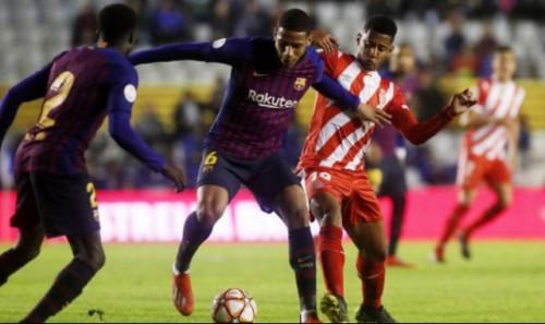 Barcelona vs girona.. جيرونا يهزم برشلونة ويتوج بالسوبر الكتالوني