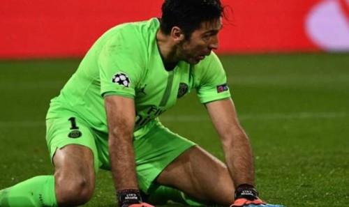 Man United يٌنهي أحلام «بوفون» في دوري أبطال أوروبا
