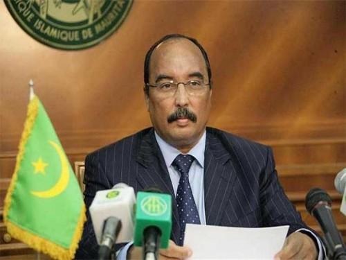 أول تعليق من الرئيس الموريتاني على تجميد ملياري دولار من أمواله بالإمارات