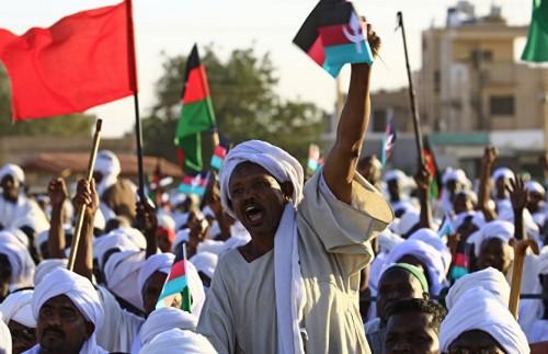 """تظاهرات السودان تتجدد وسط  دعوات """" موكب 7 مارس """""""