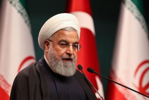 """""""روحاني"""" يعترف بفشل الحرس الثوري في السيطرة على الحدود الجنوبية"""