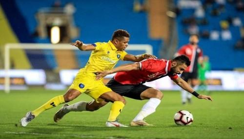 التعاون يحقق فوز صعب على الرائد في الدوري السعودي
