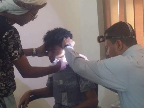 418 مستفيداً من العيادة الطبية بجمعية المهرة لرعاية وتأهيل الصم (صور)